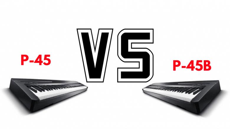 Yamaha p45 vs yamaha p45b