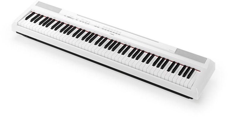 Yamaha p115 white digital piano