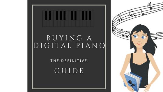 buying a digital piano guide